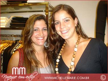 Alice Jambeiro e Luiza Hollanda