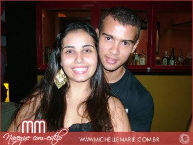 Verônica Barbosa e Luis Fernando