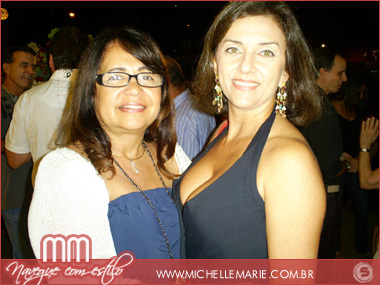 Ana Dias e Lucinei Caruso