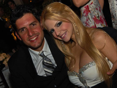 Bruna Canuto e Pedro Muniz