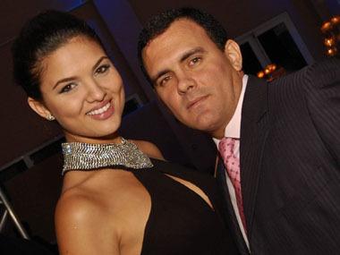 Gabriela Rocha e Luiz Duarte