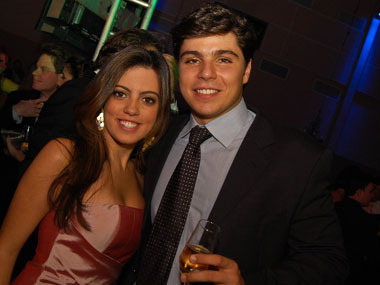 Mariana Domisio e Guilherme Melo