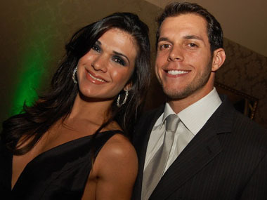 Rafaela Matos e Dennis Bodstein