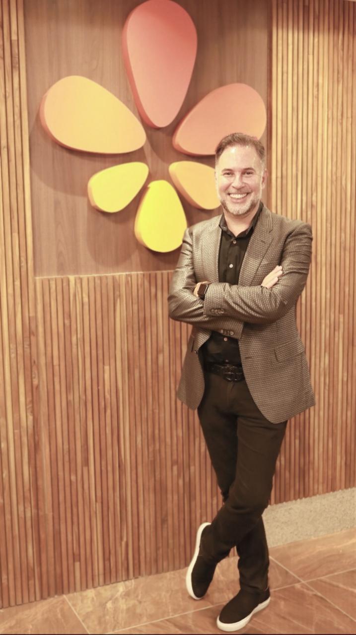 Ricardo Mota, Gerente Sênior da área de Gente, Gestão e Diversidade do Sistema Hapvida