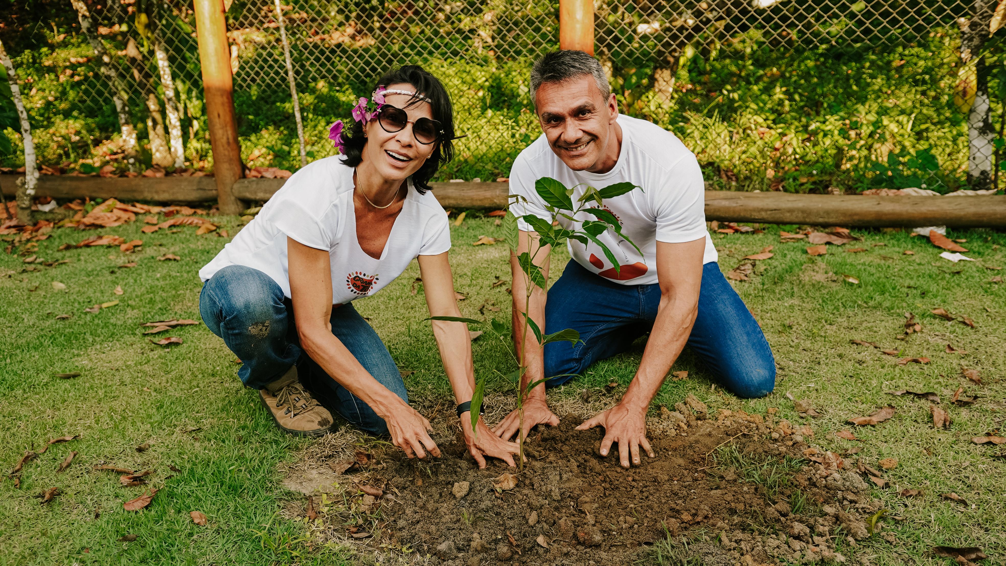 Sócios fundadores Monica Burgos e Cesar Favero Avatim cada vez mais comprometida com a agenda 2030 para o desenvolvimento sustentável do planeta - Foto: divulgacao