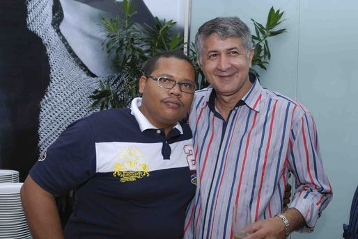 Gilmar Rodrigues e Hudson Pinheiro