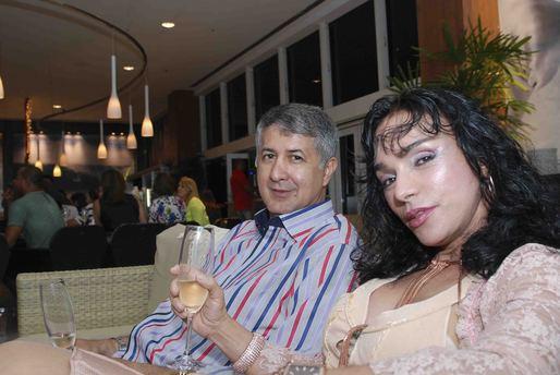 Hudson e Eliete Pinheiro