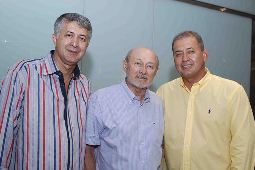 Hudson Pinheiro, João Pinheiro e José Pinheiro