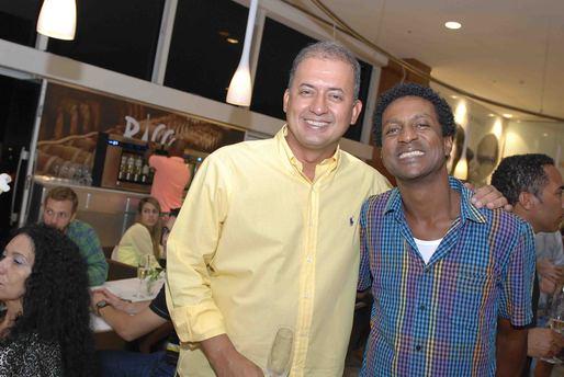 José Pinheiro e Luis Miranda