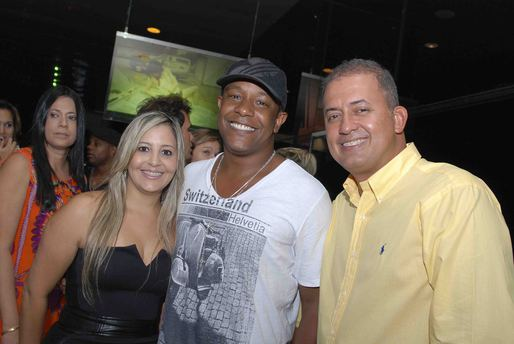 Josy Barbosa, Márcio Vitor e José Pinheiro