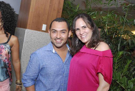 Lilo Vieira e Quércia Andrade