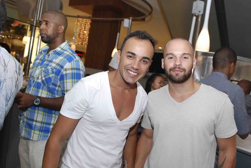 Rafael Mota e Thiê Andrade