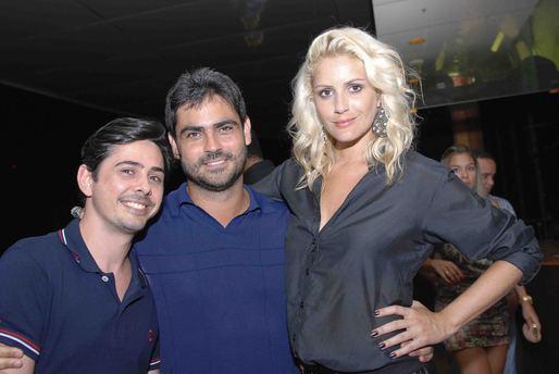Sandro Lopez, Marquinhos e Dany Bruni