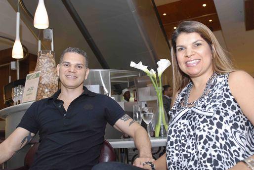 Sidney Queiroz e Sheylla Queiroz
