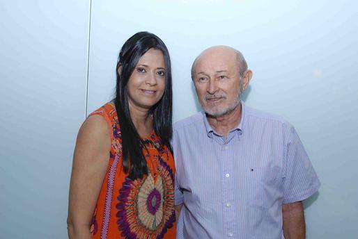 Socorro Pinheiro e  João Pinheiro