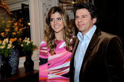 Izabela e Luiz-Francez (Foto: reprodução)