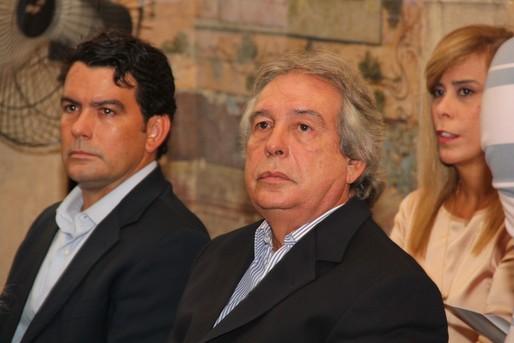 Paulinho e Paulo Magalhães