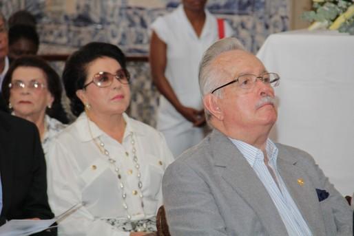 Ana Maria Sá e Eduardo Jorge  Magalhães