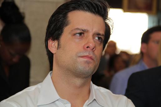 O deputado federal Guilherme Mussi