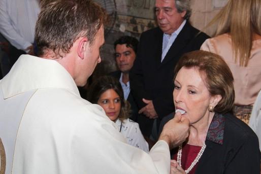 Missa de Luis Eduardo Magalhães
