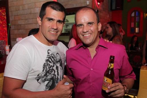 Adriano Teixeira e Beto França