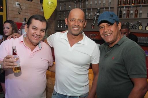 Marcelo Viana, Najib e Pio Medrado