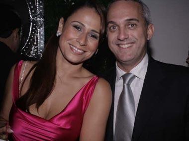 Ana Paula Costa e Andre Gomes!