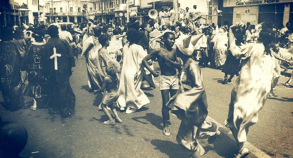Afro Carnaval - arquivo fundacao gregorio de mattos