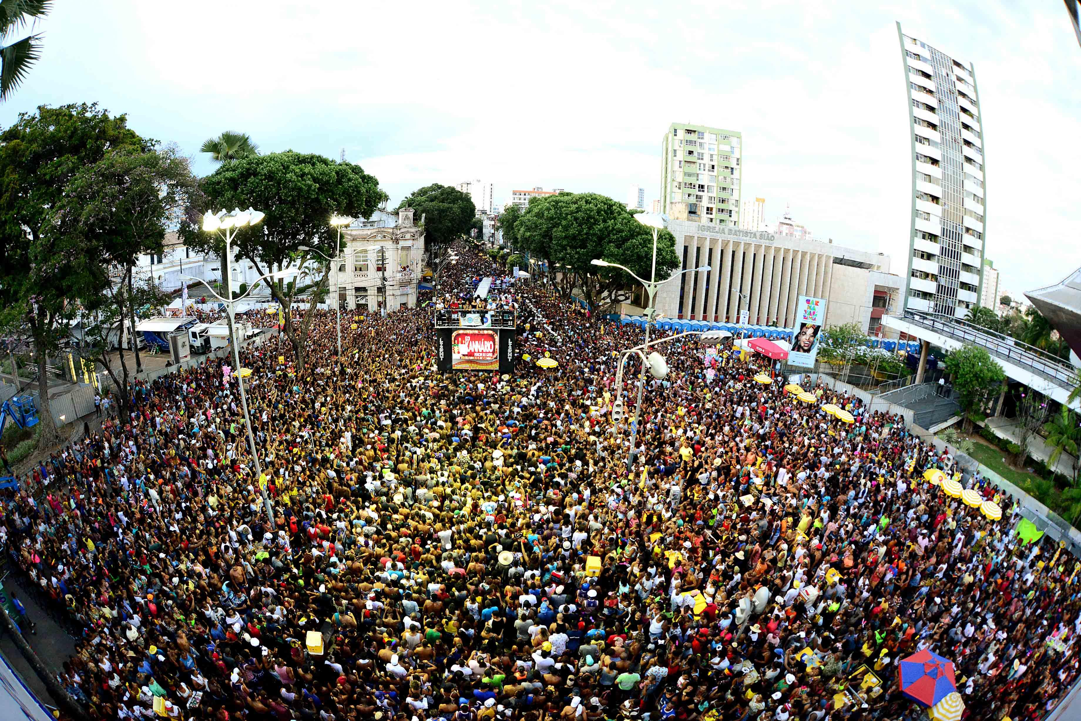carnaval campo grande_pipoca do kannario_foto valter pontes_secom