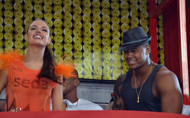 Famosos marcam presença no Carnaval de Salvador