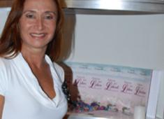 Cristina Barude lançou um livro!!