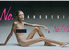 Anorexia mata!