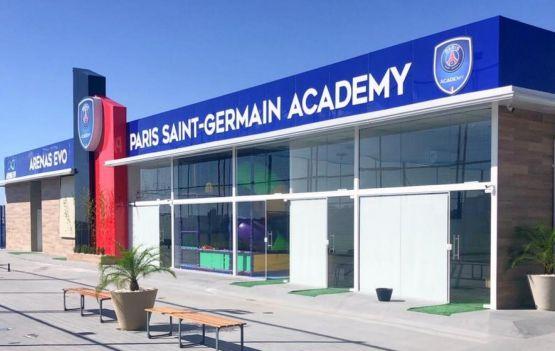 Foto: divulgação - PSG Academy