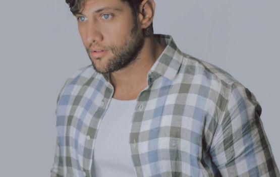 Rafael Barreto, Banda Jammil, elege o verão leve e elegante  da Bilbao