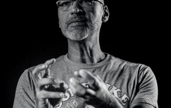 Augusto Soledade - Foto por André Frutuoso