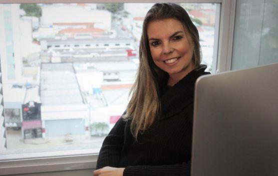 Talita Scotto, diretora executiva da Agência Contatto -  Foto:divulgação