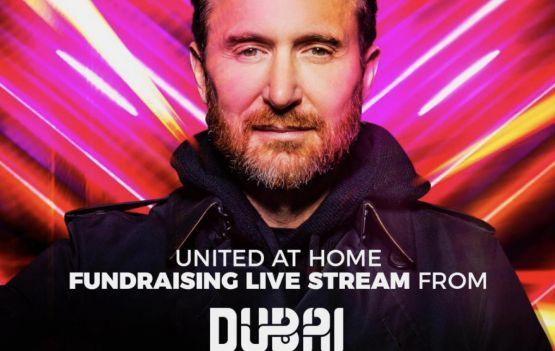 É amanhã: live gratuita de David Guetta em Dubai