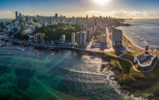 Salvador, primeira capital com plano diretor de tecnologia.
