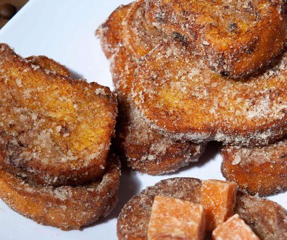 A tradição dos doces, como a rabanada, é uma das principais contribuições da cultura portuguesa para nossa culinária - Divulgação