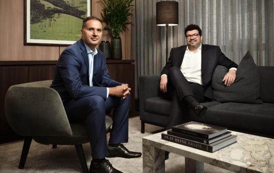 AlessandoEricsson e AndreScatolini - Foto: divulgação