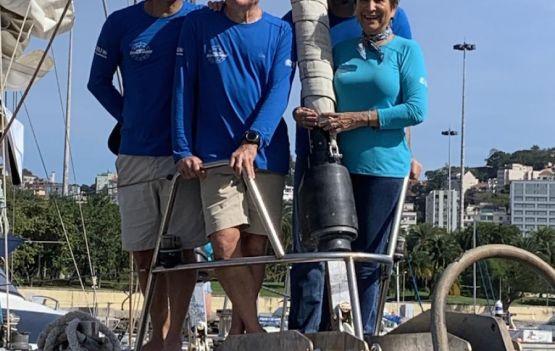 Nova Expedição da Família Schurmann, a maior de todas em 30 anos, tem presença digital viabilizada pela Fibra.ag