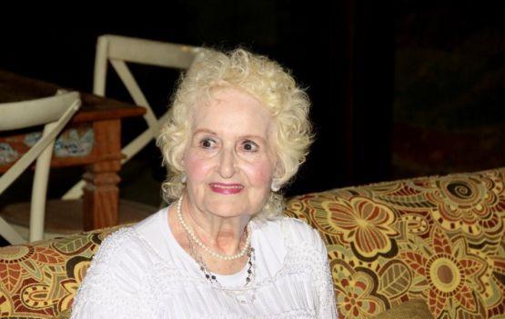 Minha mãe Betty Ann