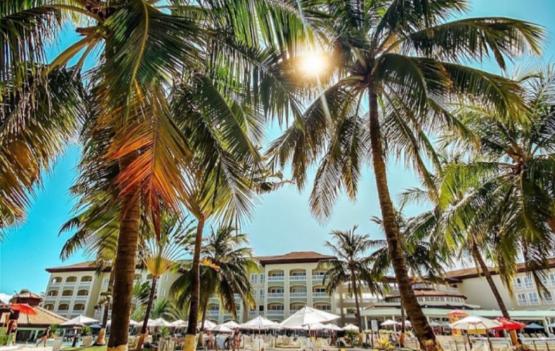 Sauípe Premium Brisa é nomeado como um dos 10 melhores resorts do Brasil.