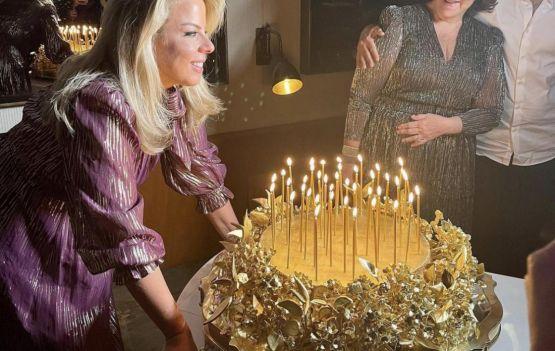 Aniversário de Patsy Scarpa