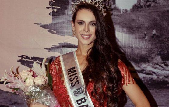 Tainara Bacc foi eleita Miss Universo Bahia 2021