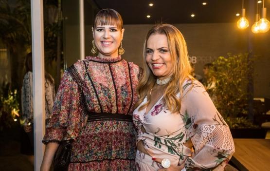 Adriana Barreto e Andrea Velame - divulgação