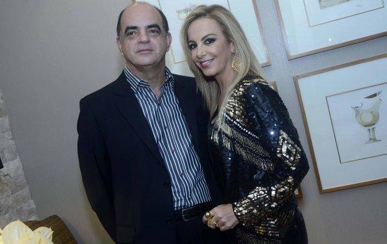 Larissa e João Bicalho