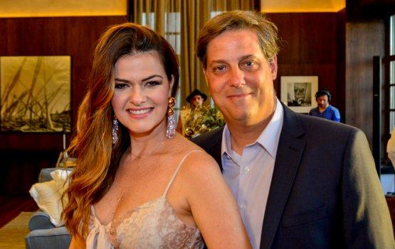 Juliana e Antônio Berenguer