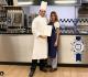 Carolina Magalhães agora uma chef com diploma do Le Cordon Bleu de Paris