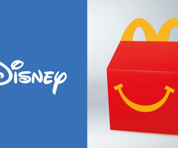 Arcos Dorados anuncia parceria promocional com a Disney para o McLanche Feliz na América Latina